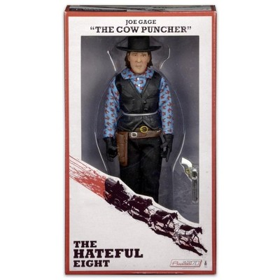 "Neca The Hateful Eight Movie 8"" Action Figure Joe Gage "" The Cow Puncher"""