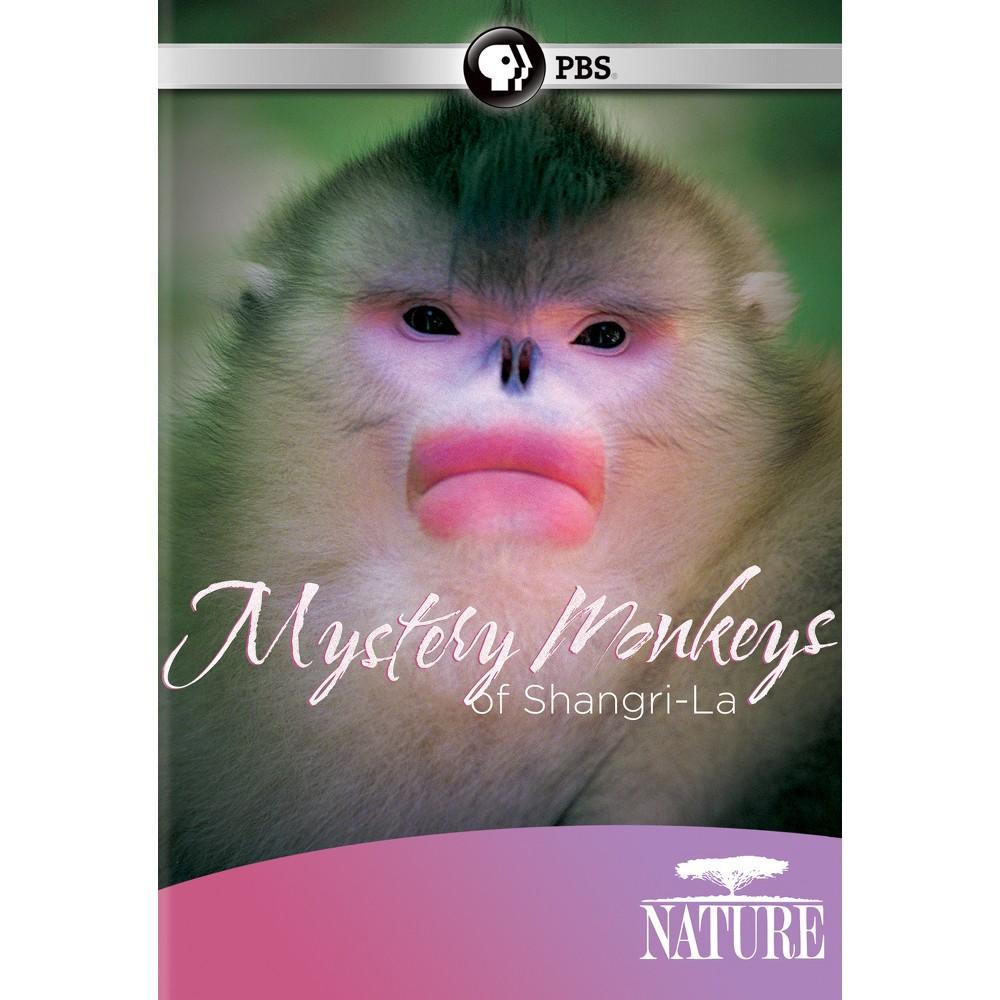 Nature:Mystery Monkeys Of Shangri-la (Dvd)