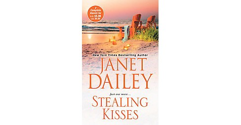 Stealing Kisses : Southern Nights / One of the Boys (Reissue) (Paperback) (Janet Dailey) - image 1 of 1