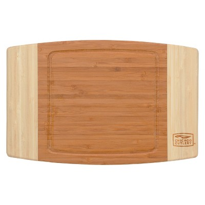 Chicago Cutlery® Woodworks Bamboo Cutting Board