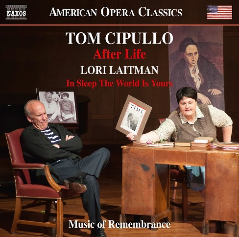 Tom Cipullo - Cipullo/Laitman:After Life/In Sleep (CD) - image 1 of 1