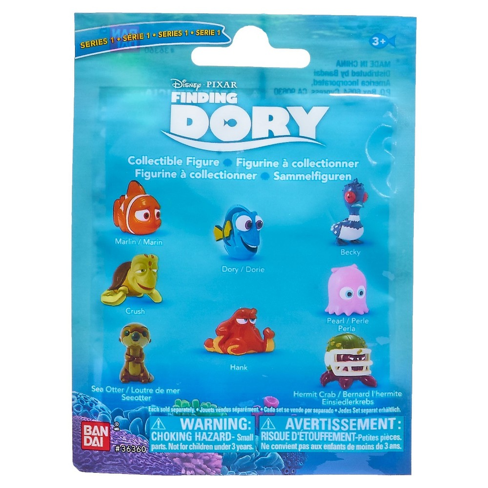 Finding Dory Collectible Blind Packs