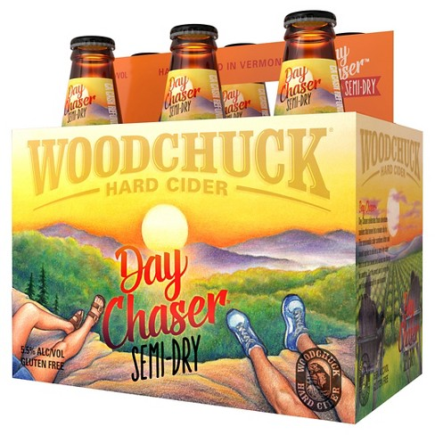 Woodchuck® Day Chaser - 6pk / 12oz Bottles - image 1 of 2