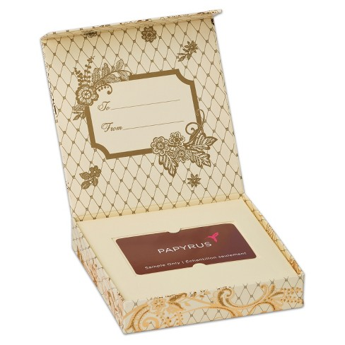 Papyrus Forever Love Gift Card Holder Box Target