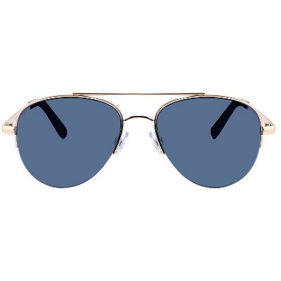 24a817f021 Womens Metal Aviator Sunglasses – A New Day™ Gold – Target Inventory ...
