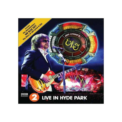 Jeff Lynne's Elo: Live In Hyde Park (DVD) - image 1 of 1