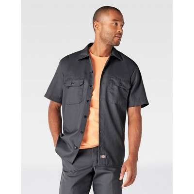 Dickies Men's Big & Tall Short Sleeve Work Shirt