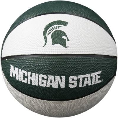 NCAA Michigan State Spartans Mini Basketball
