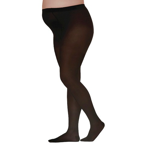 Baby Legs Maternity Tights B Black - image 1 of 1