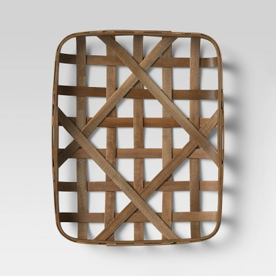 16 x20  Tobacco Basket Brown - Threshold™
