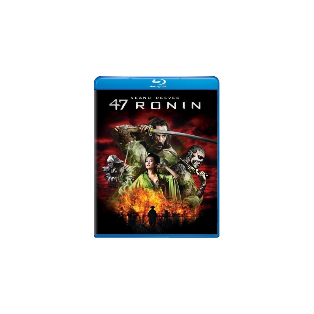 47 Ronin (Blu-ray), Movies