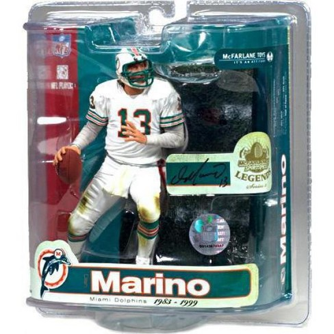 McFarlane Toys NFL Miami Dolphins Sports Picks Legends Series 3 Dan Marino Action Figure [White Jersey] - image 1 of 4