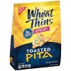Wheat Thins Garlic Herb Toasted Pita Chips - 8oz - image 2 of 3