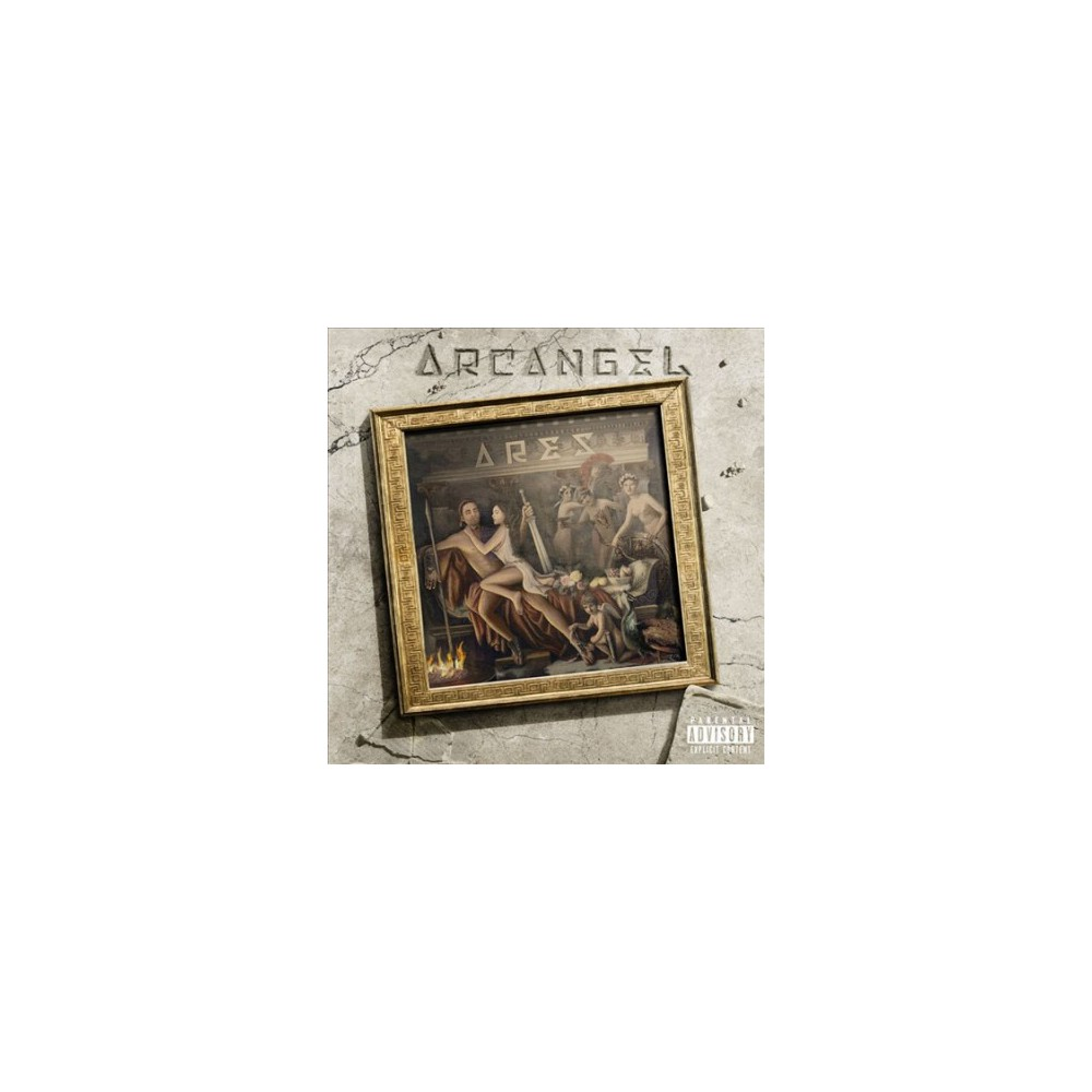 Arcangel - Ares (CD), Pop Music