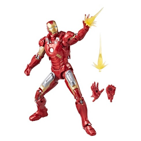Marvel Studios: The First Ten Years The Avengers Iron Man Mark VII : Target