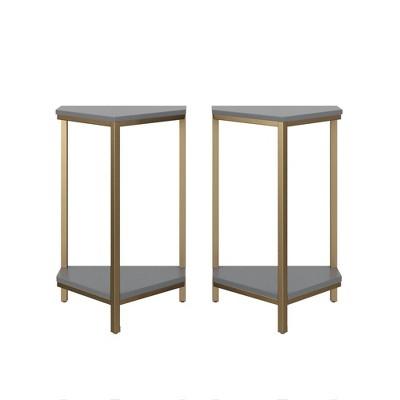 Scarlett End Table Set - CosmoLiving by Cosmopolitan
