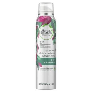 Herbal Essences Bio:Renew White Strawberry & Sweet Mint Dry Shampoo - 4.9oz : Target