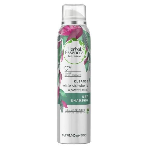 Herbal Essences bio:Renew White Strawberry & Sweet Mint Dry Shampoo - 4.9oz - image 1 of 3