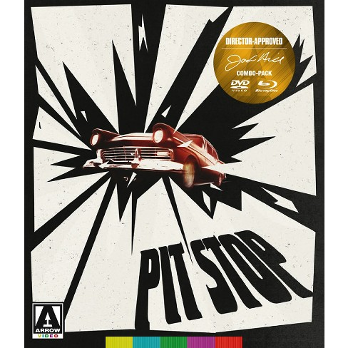 Pit Stop (Blu-ray) - image 1 of 1