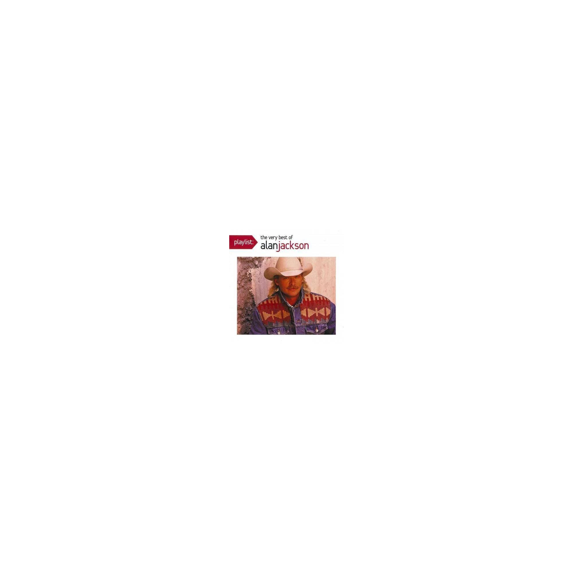 Alan Jackson - Playlist: The Very Best Of Alan Jackson (CD)