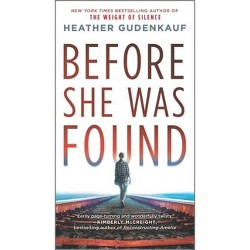 Before She Was Found - by  Heather Gudenkauf (Paperback)