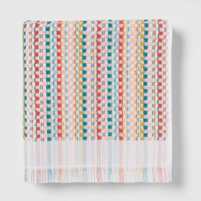 Multi Striped Sonoma Bath Towel - Opalhouse™