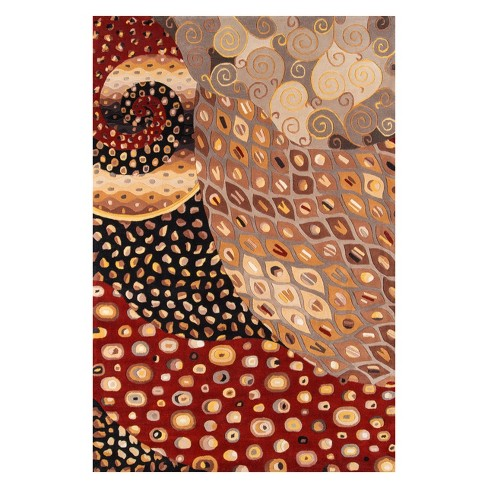 New Wave Isis Shapes Tufted Accent Rug - Momeni - image 1 of 4