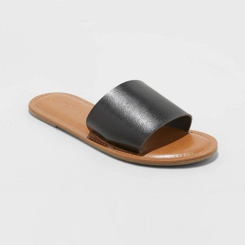 Women's Kerrigan Slide Sandals - Universal Thread™ - image 1 of 3