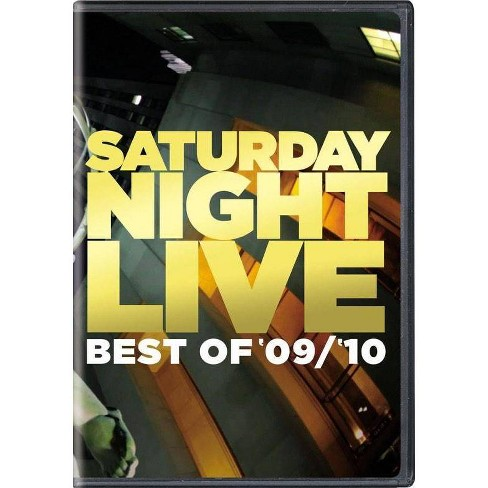 Saturday Night Live: Best of '09/'10 (DVD) - image 1 of 1