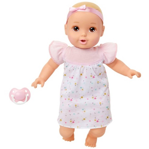 """Perfectly Cute My Sweet Baby 14"""" Baby Doll - Blonde with Brown Eyes - image 1 of 4"""