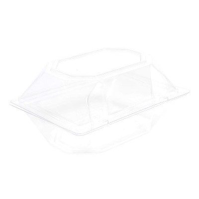 Clear Corsage Boxes, Flower Container (20 Pack)