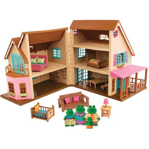 Li\'l Woodzeez Hillside Cottage & Accessories : Target