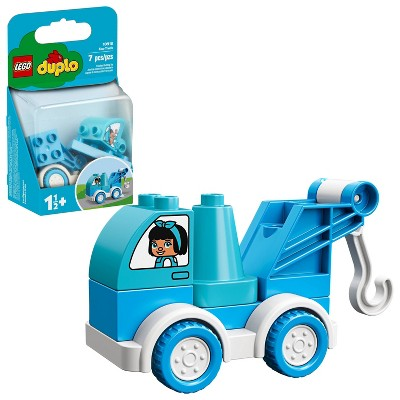 LEGO DUPLO My First Tow Truck Educational Toddler Toy 10918