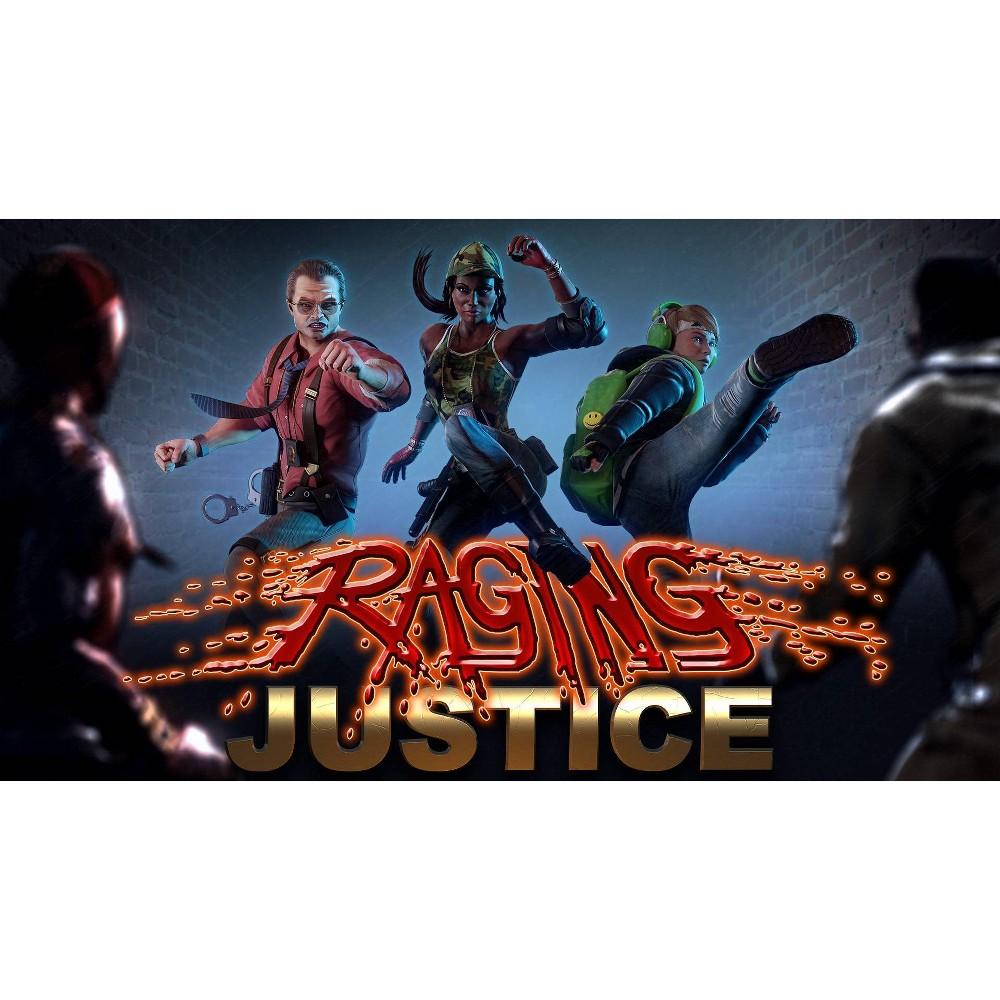 Raging Justice Nintendo Switch Digital