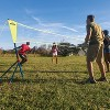 Beyond Outdoors Standard Volleyball/Badminton Set - image 3 of 4