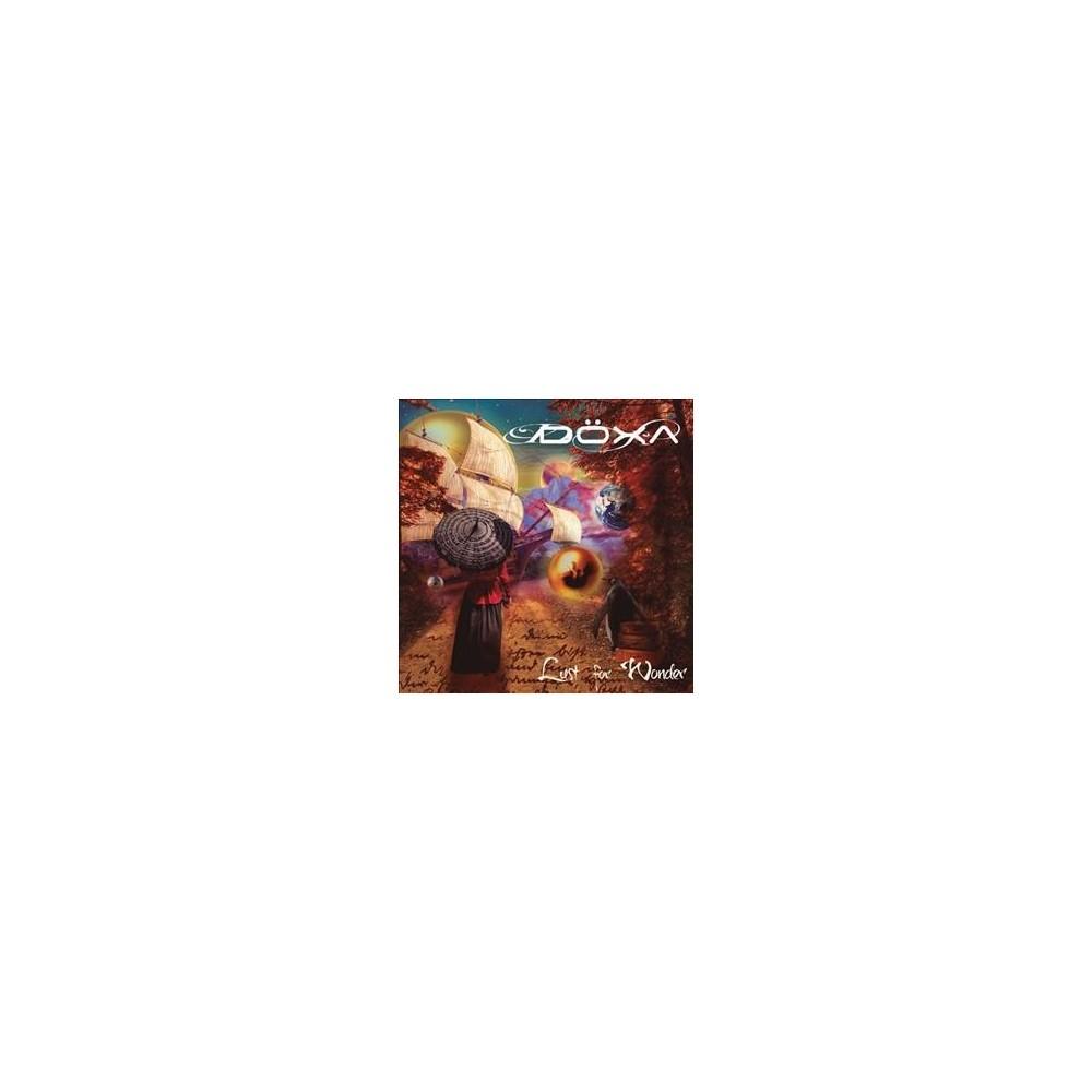 Doxa - Lust For Wonder (CD)