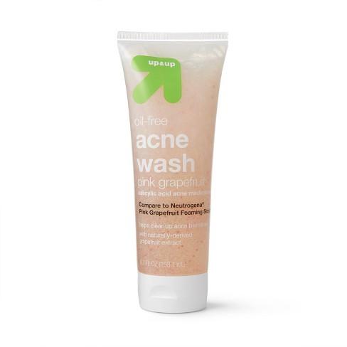 Acne Wash Pink Grapefruit 6.7oz - up & up™ - image 1 of 4