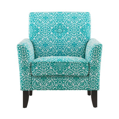Adrian Armchair Damask - Handy Living
