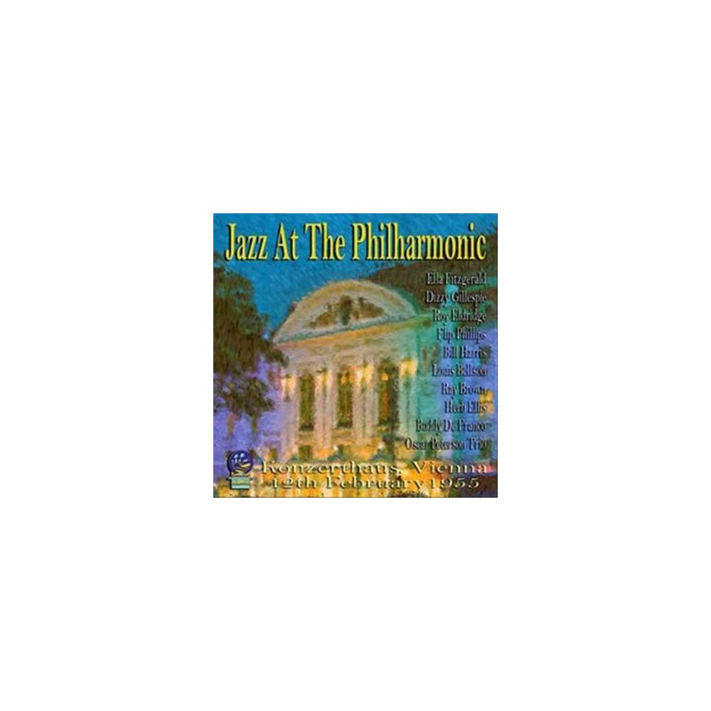 Various - Jazz At The Philharmonic In Vienna (CD)