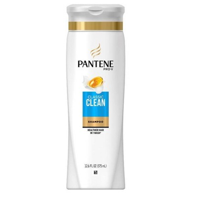 Pantene Classic Clean Shampoo - 12.6 fl oz