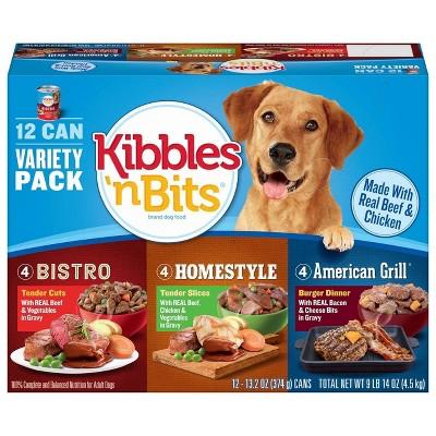 Dog Food: Kibbles 'n Bits