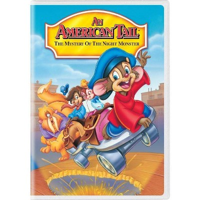 An American Tail: The Mystery of the Night Monster (DVD)