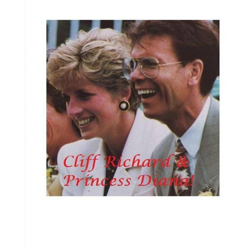 Cliff Richard and Princess Diana! - by  Vincent Price (Paperback) - image 1 of 1