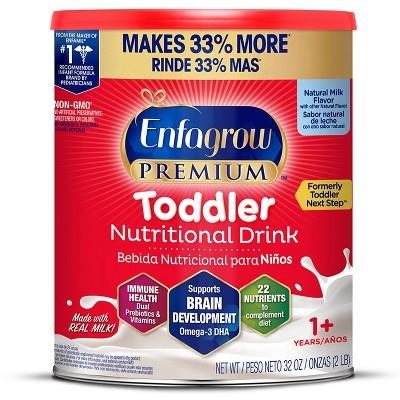 Enfagrow Toddler Next Step Natural Milk Powder - 32oz