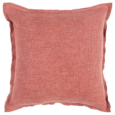 """22""""x22"""" Solid Pillow Cover - Rizzy Home"""