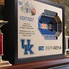 NCAA Kentucky Wildcats 25 Layer Stadiumviews 3D Wall Art - image 2 of 4