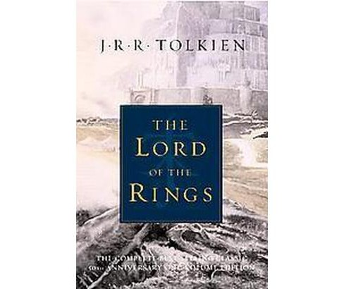 Lord of the Rings (Anniversary) (Hardcover) (J. R. R. Tolkien) - image 1 of 1