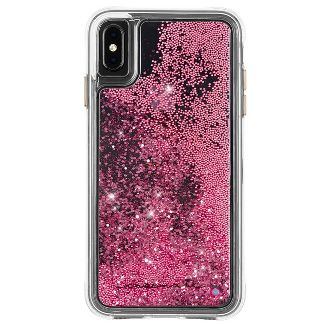 Case-Mate Apple iPhone XS Max Waterfall Case - Rose Gold