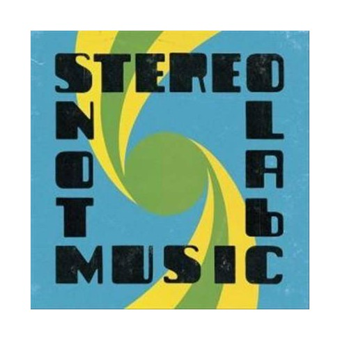 Stereolab - Not Music (CD) - image 1 of 1