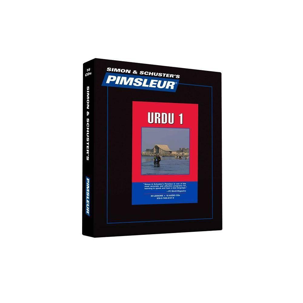 Pimsleur Urdu Level 1 CD - (Comprehensive) (AudioCD)